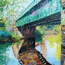 Wandle Railway Bridge 2